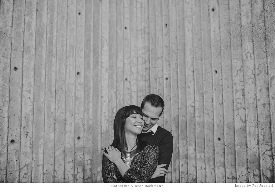 Bachmann Photography – Montreal-based wedding photographers Jesse & Catherine bio picture